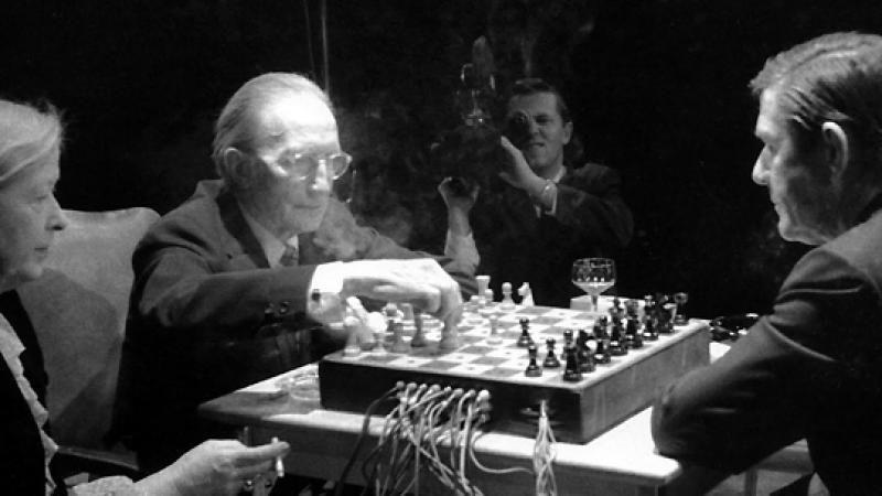 John Cage,s Reunion